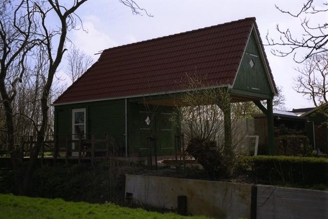 Garage Met Carport : Projecten garage met carport houtbouw hiemstra twijzel